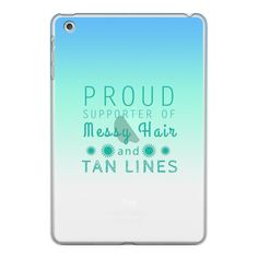 "iPhone 6 Plus/6/5/5s/5c Case - Summer Celebration- ""Proud Supporter of... ($40) ❤ liked on Polyvore featuring accessories, tech accessories, iphone case, iphone cover case, apple iphone cases, teal iphone case and transparent iphone case"