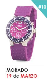 Reloj Morado Fashion, Accessories, Style, Moda, Fashion Styles, Fasion