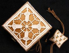 Acorn Etui - smalls  - by Diane Clements