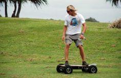 L'éco-surf électrique arrive en ville