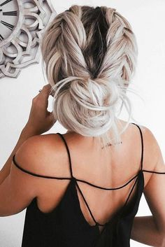 Find numerous ideas for long hair here...