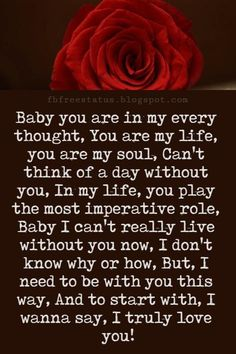 Love Messages To Express Your Feelings With Beautiful Love Images Love You Poems, Love Poem For Her, Love Quotes For Him Romantic, Sweet Love Quotes, Love Quotes For Her, Love Yourself Quotes, Romantic Poems, I Love You Pictures, Love You Images