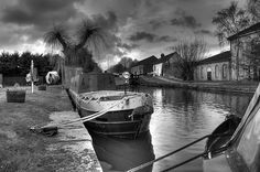#Narrowboat - Retford