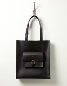 Leather Shopper, YMC