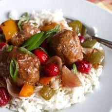 Slow-Cooker Sweet & Sour Turkey Meatballs Recipe