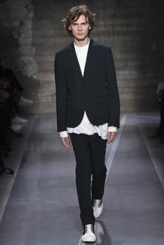 Male Fashion Trends: Marni Fall/Winter 2016/17 - Milán Fashion Week