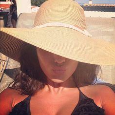 Wear | Michelle Keegan | Accessories | Hat | Beach Hat