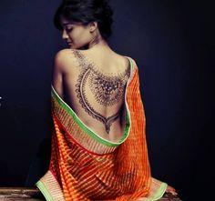 Back Henna