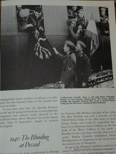 Militaria: GERMANY´S SPANISH VOLUNTEERS 1941-1945. THE BLUE DIVISION IN RUSSIA (DIVISIÓN AZUL, EN INGLÉS) - Foto 3 - 37391550