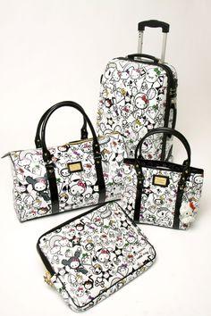 Tokidoki Hello Kitty Collection