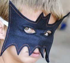 bat mask for costume