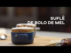 Suflê de Bolo de Mel | COMTRADIÇÃO com Henrique Sá Pessoa - YouTube Pudding, Desserts, Youtube, Food, Honey Cake, Dessert Food, Natural Person, Flan, Postres