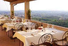 terrazza ristorante il marzocco larciano pistoia italy
