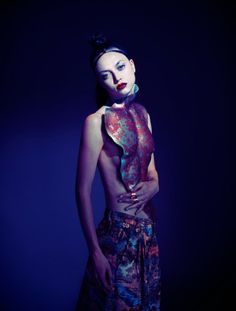 Elizaveta Porodina. Fashion Photography