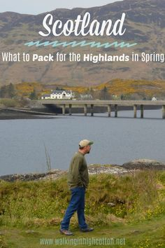 Packing Light for Scotland in Spring: A Plus Size Capsule in a Carry On. Covering 3 seasons of weather in one week, while visiting the Highlands and Edinburgh. Via Walking in High Cotton Scotland Culture, Packing Light, Scotland Travel, What To Pack, Travel Light, Highlands, Family Life, Where To Go, Edinburgh