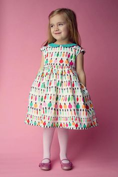 The Caroline Party Dress Pattern PDF door MouseHouseCreations, $9.00