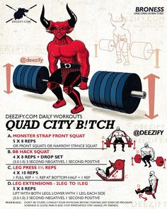 Be forewarned. You just entered Quad City B!tch .  This was the first part of my workout - focusing on quads. Peeing may get messy .  Stay Savage my friends . _________________________ #deezify #powerlifting #fitness #weightlifting #bodybuilding #crossfit #legend #instafit #fitspo #bodybuildingcom #legionofboom #flexcomics #squats #gainz #ripped #art #Illustration #drawing #fanart #comics #movies #l4l #like4like #picoftheday #shredz #savage #beards #bearded #dollarbeardclub #beard by deezify