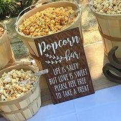 Gourmet Breakfast, Breakfast For Dinner, Breakfast Recipes, Popcorn Wedding Favors, Popcorn Favors, Candy Bar Wedding, Raw Food Recipes, Great Recipes, Snack Recipes
