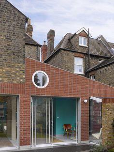 David Kohn Architects: Sanderson House