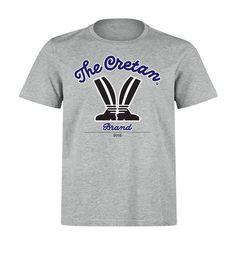 Τhe Cretan ! #tshirts #cretanproduct #heraklion #chania #agiosnikolaos #rethymno #crete #cretanproduct #thecretan