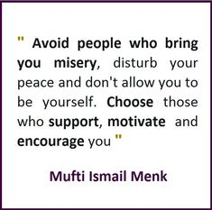 50 Inspirational Mufti Menk Quotes and Sayings with Images
