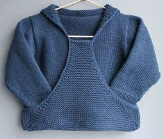 Knit vest models for toddlers 2 - Babykleidung Baby Knitting Patterns, Baby Cardigan Knitting Pattern Free, Knit Vest, Knitting For Kids, Crochet For Kids, Crochet Baby, Knit Crochet, Crochet Pattern, Tricot Baby