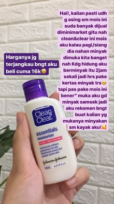 Skincare For Oily Skin, Beauty Hacks Skincare, Moisturizer For Oily Skin, Best Skin Care Routine, Skin Care Tips, Acne Solutions, Healthy Skin Care, Face Skin Care, Skin Makeup
