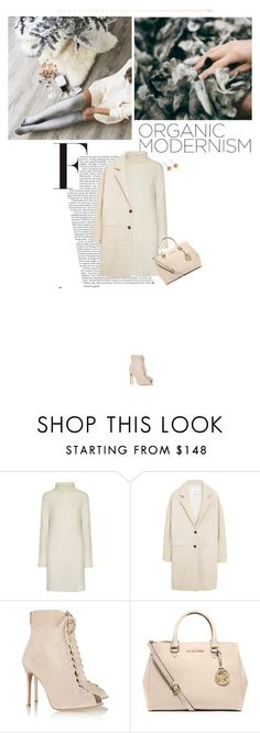 """Merry Christmas"" by miss-milika ❤ liked on Polyvore featuring Line, MANGO, Gianvito Rossi, MICHAEL Michael Kors and Marni"