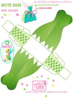 Tinkerbell party patterns  http://1et2et3doudous.canalblog.com/archives/2013/03/18/26679227.html