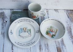 Beatrix Potter's Peter Rabbit Set