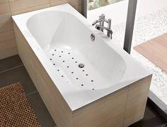 Villeroy & Boch Oberon Quaryl Bath with system