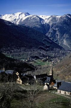 Bagergue (Vall d'Aràn)  Catalonia