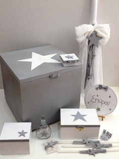 Baptism Themes, Baptism Decorations, Baptism Ideas, Origami Sailboat, Baby Christening, Twinkle Twinkle Little Star, Baby Accessories, First Birthdays, Party Favors