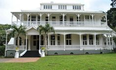 Waverton House Berea - lots of lovely colonial style houses like this one ...