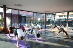 Keep it active this weekend with some Yoga classes