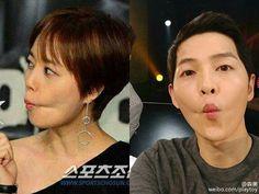 Haiihaii... happy weekend yeorobun~~~ Posenya sama yaah??Chaewon tampak samping-Joongki tampak depan  Ahh my Chaeki ❤❤❤❤ #chaeki #chaekicouple #Songjoongki #moonchaewon #niceguy #innocentman #bestcouple Moon Chae Won, Jaejoong, Pose, Guy, Couples, Kdrama, Instagram Posts, Couple