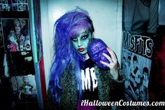 zombie makeup for Halloween » Halloween Costumes 2013