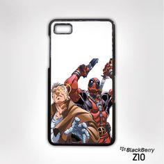 Deadpool AR for Blackberry Z10/Q10 phonecases