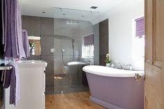 Ripples Bathrooms :: Mauve By Design