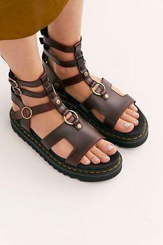 1da53b910345f Dr. Martens Adaria Gladiator Sandal in 2019   Shoes   Gladiator ...