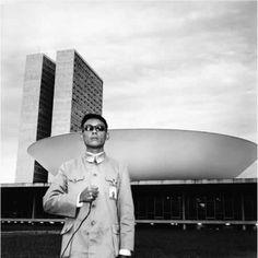 Tseng Kwong Chi Brasilia, Brasil, 1984