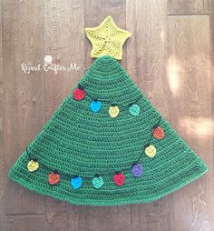 You've seen the crochet mermaid tail blankets and you may have even seen the dragon and shark versions, but if you really want to get festive this holiday season you need a Christmas Tree Tail Blanket! Cozy up with this comfy tree which is complete with a star on the top and decorated with Christmas …