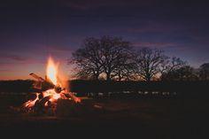 Open Fire by Macala Elliott Photography