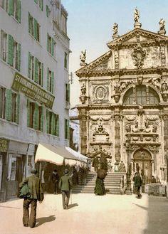 Chiesa di San Moisè, Venezia