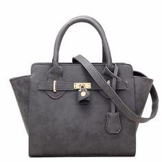 Casual Style Briefcase Satchel Handbag PU Leather Bag Women Tote Purse Bags  Sac a Main Designer Handbags High Quality 1a1dd0849e16b