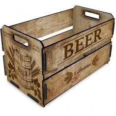 Caixote de Feira Beer