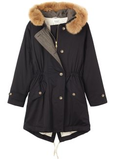 Winter Parka... on the search for the right one.