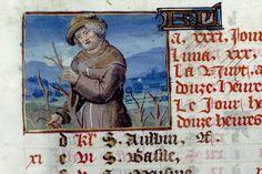 L'Église et le vignoble au Moyen Âge. Sous les Mérovingiens, au haut Moyen Âge, le vignoble régresse sur tout le territoire. On doit sa survivance au travail des moines d'abbayes établis dans les campagnes, qui entreprennent de poursuivre la culture de la vigne.