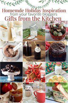 Homemade gifts from the kitchen that everyone will love! Homemade Baileys, Homemade Hot Chocolate, Hot Chocolate Mix, Homemade Vanilla Extract, Jar Gifts, Gift Jars, Food Gifts, Baileys Irish Cream, Homemade Christmas Gifts