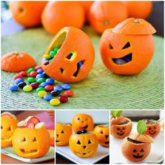 Adorable Things To Put In Pumpkins